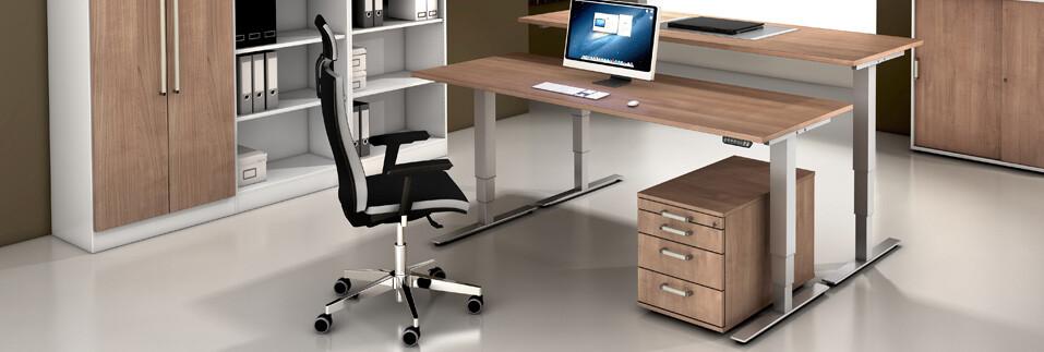 Steh-Sitz-Tische